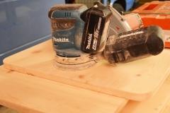 Bulli Holzausbau