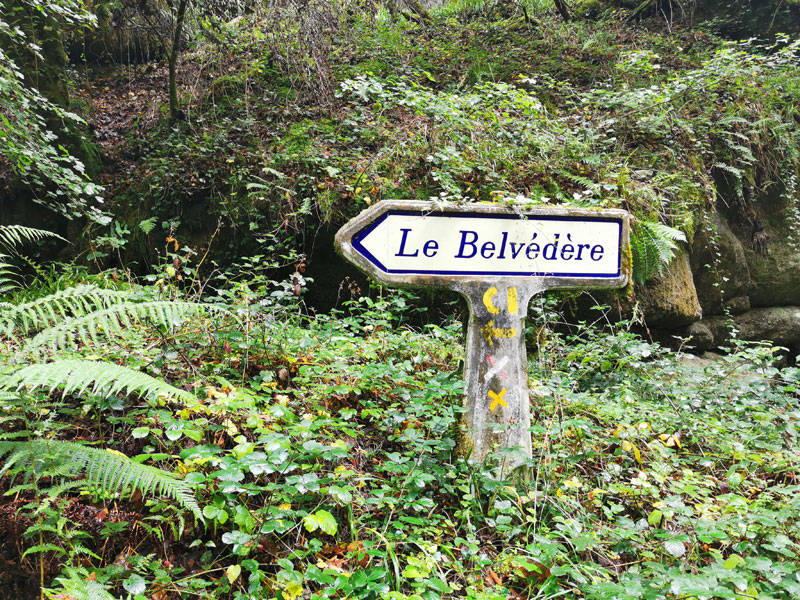 Huelgoat Le Belvedere
