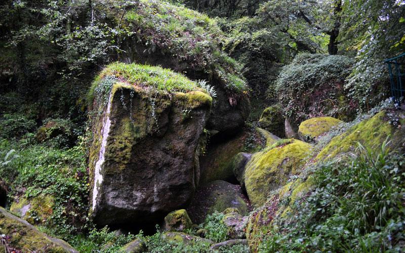 Der Wald von Huelgoat