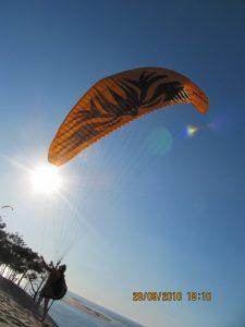 Paragliding Dune de Pyla
